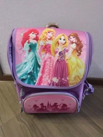 Школьный рюкзак для девочки. Киев. фото 1