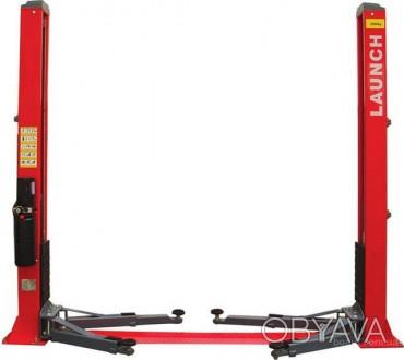 подъемник автомобильный двухстоечный гидравлический LAUNCH TLT-240SC-380