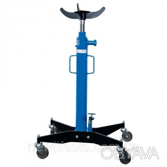 стойка гидравлическая  для автосервисаOma 604 - Стойка трансмиссионная 500 кг