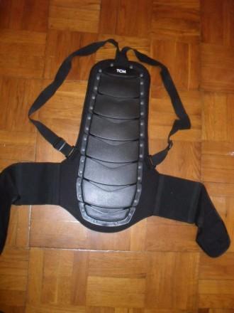 Мото-Защита  спины ТСМ , размер L. Киев. фото 1