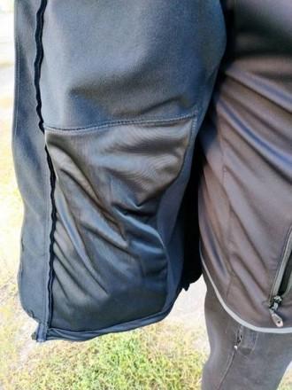 Куртка SoftShell Материал SoftShell 5000H (European Standart) Капюшон не съемн. Сребное, Черниговская область. фото 11