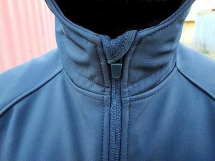Куртка SoftShell Материал SoftShell 5000H (European Standart) Капюшон не съемн. Сребное, Черниговская область. фото 9