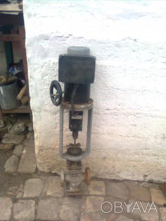 электрический исполнительный механизм ЕСПА 02, лежалый, в работе не был. Днепр, Днепропетровская область. фото 1