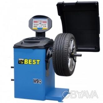 балансировочный станок Best W90