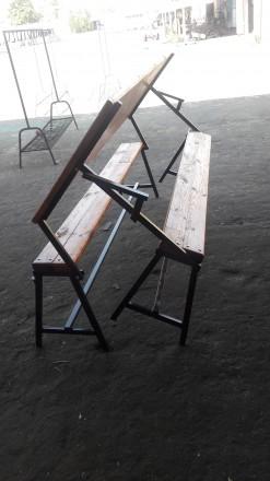 Скамейка-трансформер - это самый лучший и очень практичный вариант для Вашего до. Васильевка, Запорожская область. фото 5