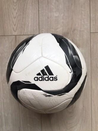 Мяч футбольный Adidas DFL Bundesliga Torfabrik. Ивано-Франковск. фото 1