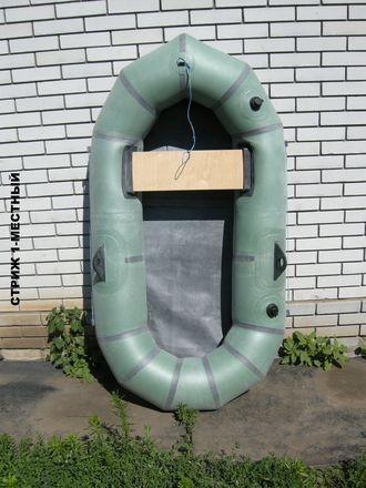 Лодка Стриж 1 местный. Северодонецк. фото 1