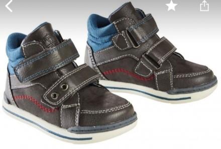Демисезонные ботинки на малыша. Германия.. Харьков. фото 1