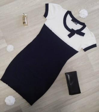 Трикотажное мини-платье Love Moschino. Киев. фото 1