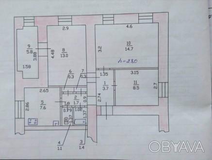 Квартира в Центре