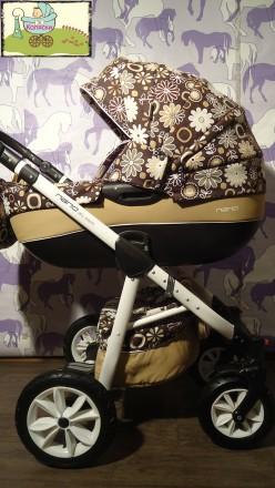 Новый завоз. Коляска 2в1 riko nano alu tech. отличный выбор колясок.. Чернигов. фото 1
