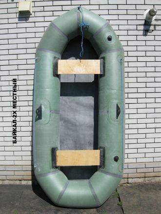 Лодка Байкал 2-х местный. Северодонецк. фото 1