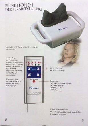 Электрический массажер для тела Vibromed (Германия) отлично снимает напряжение, . Тернополь, Тернопольская область. фото 2