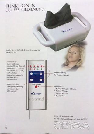 Электрический массажер для тела Vibromed (Германия) отлично снимает напряжение, . Тернополь, Тернопольская область. фото 1