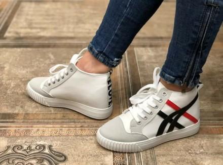 9b9916c2 Білі кросівки - купити жіноче та чоловіче взуття на дошці оголошень ...