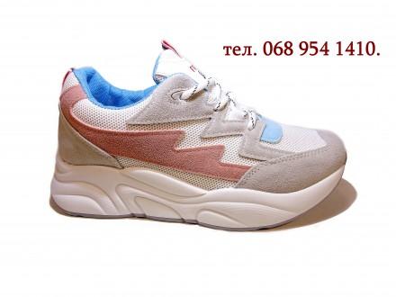 b57f68d37 Кроссовки на платформе Белозерка – купить обувь на доске объявлений ...
