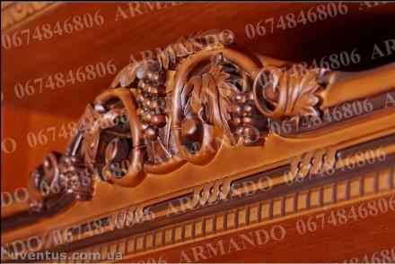Деревянные декоры купить в Одессе. Резные элементы Armando Italy. Одесса. фото 1