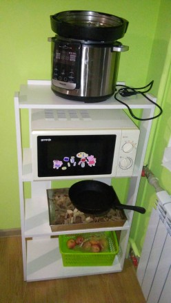 Универсальная этажерка для книг, игрушек, посуды, косметики, обуви, цветов, инве. Киев, Киевская область. фото 4