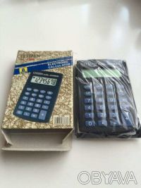 Продам калькулятор СИТИЗЕН-компакт. Киев. фото 1