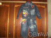 костюм рассчитан на ребенка ростом от 92 до 98 см, состояние отличное, пятна, ды. Дніпро, Дніпропетровська область. фото 2