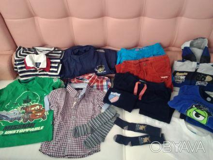 Гардероб легкой одежды на мальчика,все покупалось в Италии, Швейцарии для себя; . Чернігів, Чернігівська область. фото 1