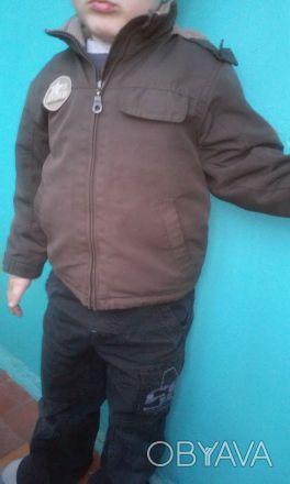Легкая курточка  Palomino. Отлично подойдет на весну или осень. Рост указан 104. Киев, Киевская область. фото 1