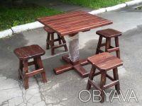 Продам бу комплект мебели для кафе, баров, пабов. Киев. фото 1