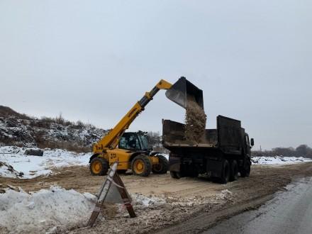 Аренда строительной спецтехники. Чернигов. фото 1