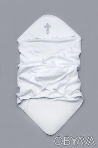 """Можете заказать Крыжму для крещения 100% хлопок на нашем сайте """"ИМДО""""  http://. Киев, Киевская область. фото 2"""