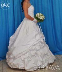 Продам! Свадебное платье. Днепр. фото 1