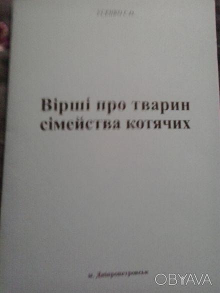 Стихи для детей развивающие. В книге к сожалению картинок нет. Написал сам. 10 г. Кривой Рог, Днепропетровская область. фото 1