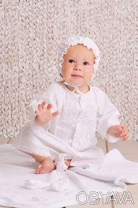 """Можете заказать Купить крестильный набор рубашка для мальчика на нашем сайте """"ИМ. Киев, Киевская область. фото 2"""