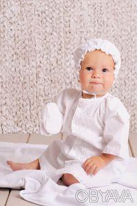 """Можете заказать Купить крестильный набор рубашка для мальчика на нашем сайте """"ИМ. Киев, Киевская область. фото 3"""