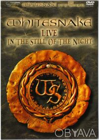 ®Whitesnake-Live in the Still of the Night(USA, NTSC)/Первопресс/-ЗАПЧ. Киев. фото 1