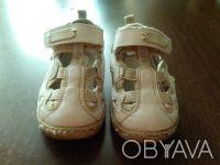 Ортопедические туфли-сандалики фирмы ortope,стелька 14 см,очень удобные,на липуч. Киев, Киевская область. фото 3