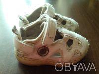 Ортопедические туфли-сандалики фирмы ortope,стелька 14 см,очень удобные,на липуч. Киев, Киевская область. фото 4