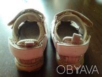 Ортопедические туфли-сандалики фирмы ortope,стелька 14 см,очень удобные,на липуч. Киев, Киевская область. фото 5
