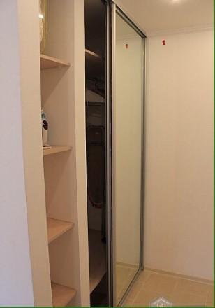 студия,встроенная кухня,двухспальная кровать,жк телевизор,двухспальная кровать,в. Центр, Николаев, Николаевская область. фото 5