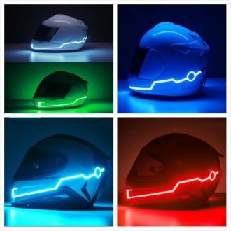 LED подсветка на шлем, мотоцикл. Киев. фото 1