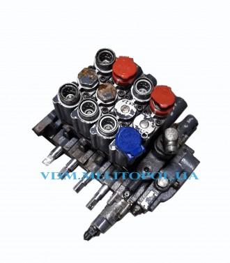 Качественный ремонт гидрораспределителей Bosch Rextroth HC-D3M/5, HC-M45/2. Мелитополь. фото 1