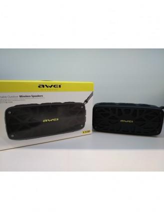 Портативная Bluetooth колонка Awei Y330. Днепр. фото 1