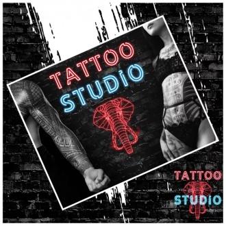 Салон профессиональной татуировки. Киев. фото 1