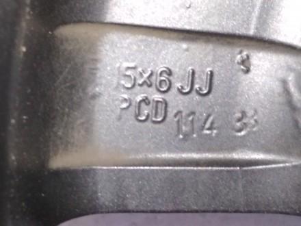 Продам диски Carre с резиной Michelin Energy Saver Plus 195/60 R15 в хорошем сос. Киев, Киевская область. фото 4