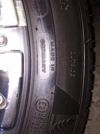 Продам диски Carre с резиной Michelin Energy Saver Plus 195/60 R15 в хорошем сос. Киев, Киевская область. фото 8