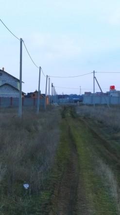 Продается участок 8.33. сотки в с. Вапнярка. Свет, вода по улице. Район активной. Вапнярка, Одесская область. фото 2