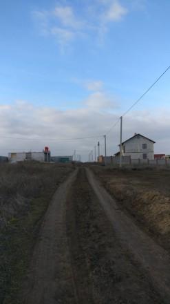 Продается участок 8.33. сотки в с. Вапнярка. Свет, вода по улице. Район активной. Вапнярка, Одесская область. фото 5