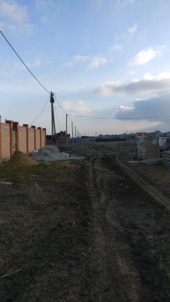 Продается участок 8.33. сотки в с. Вапнярка. Свет, вода по улице. Район активной. Вапнярка, Одесская область. фото 3