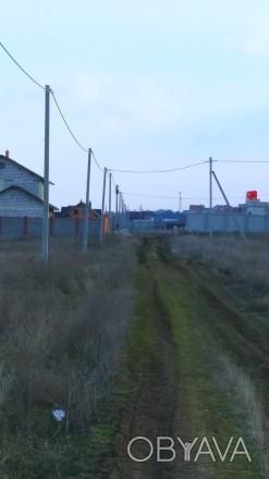 Продается участок 8.33. сотки в с. Вапнярка. Свет, вода по улице. Район активной. Вапнярка, Одесская область. фото 1