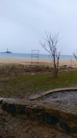 Продается участок 4 сотки, у моря в с. Григорьевка. Свет по фасаду. Госакт. Море. Григоровка, Одесская область. фото 2