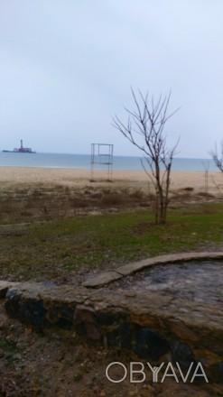 Продается участок 4 сотки, у моря в с. Григорьевка. Свет по фасаду. Госакт. Море. Григоровка, Одесская область. фото 1